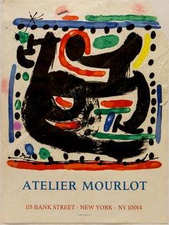 Atelier Mourlot, Joan Miro