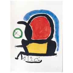 Cartel para exposición Sala Gaspar, 1970