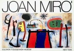 Guggenheim Museum, 1966 Exhibition Poster