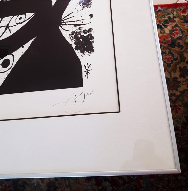Homentage à Joan Prats (Plate 3) For Sale 1