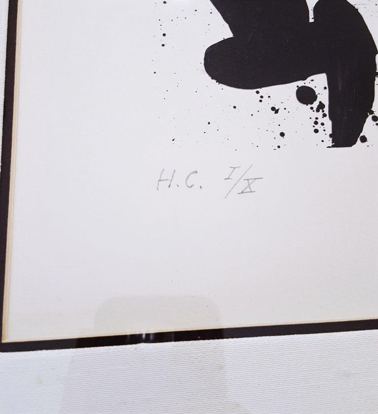 Homentage à Joan Prats (Plate 3) For Sale 3