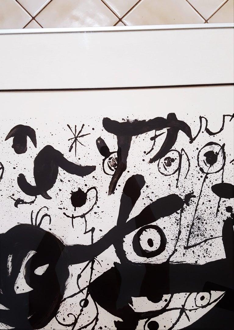 Homentage à Joan Prats (Plate 3) For Sale 4