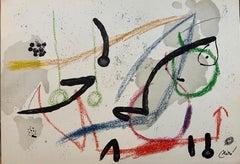 Joan MIRÓ - Maravillas con variaciones Acrósticas en El Jardin de Miró 9