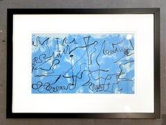 Joan Miro (Plate 3)