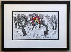 Joan Miro (Plate 5)