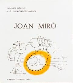 Joan Miro (Title Page)