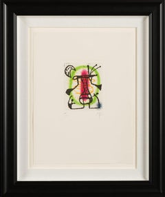 "Joan Miro ""Untitled: from Bague d'aurore Suite"""