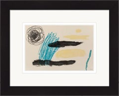 JOAN MIRO  UNTITLED, FROM OBRA INEDITA RECENT  1964