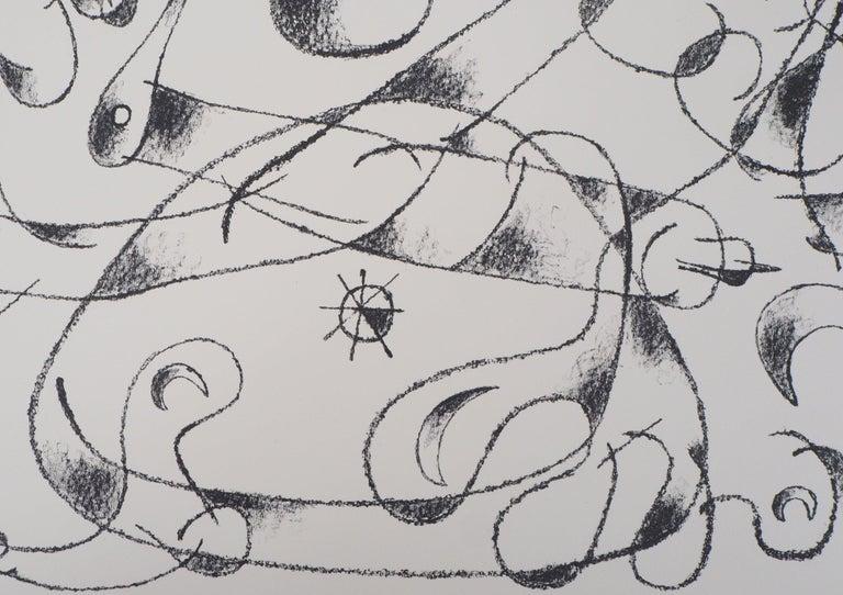 King Ubu : Master of Planets - Original lithograph, Handsigned (Mourlot #487) For Sale 2