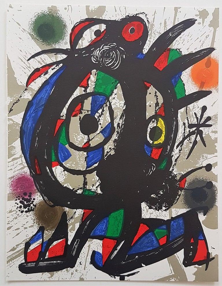 Joan Miró Print - Lithographie Originale I