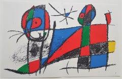 Lithographie Originale VI