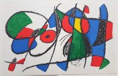 Lithographie Originale VIII