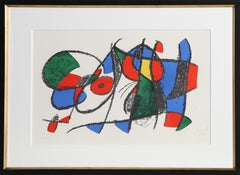 Lithographs II (M. 1044), by Joan Miró