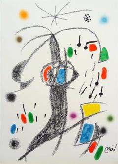 Maravillas con variaciones acrósticas en el jardín de Miró (XIX)
