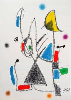 Maravillas con variaciones acrósticas en el jardín de Miró (XVI)