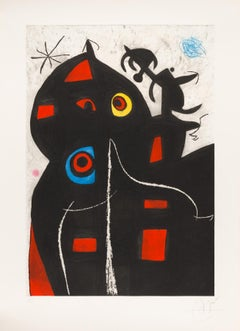 Pantagruel. By Joan Miro.