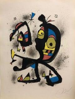 Pour exposition Joan Miro Obra Grafica Fundacio Joan Miro