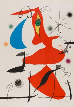 Untitled from Oda a Joan Miro
