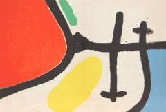 untitled from Tapis de Tarragona by Joan Miro