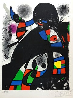 Untitled, Hand-Signed Limited Edition Lithograph