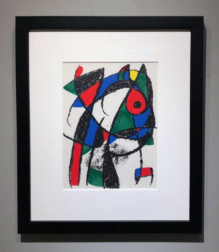 Untitled I - Modern Print by Joan Miró