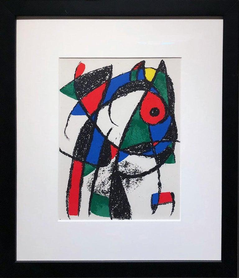 Untitled I - Print by Joan Miró