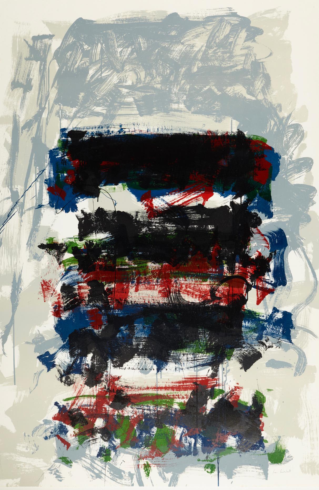 Champs (Fields); from the Carnegie Hall Centennial Fine Art portfolio