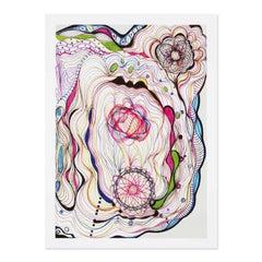 Filament I, Pigment Print, Contemporary Art, Abstract Art, 21st Century