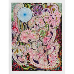 Pandora II, Contemporary, 21st Century, Pigment Print, Limited Edition, Edition