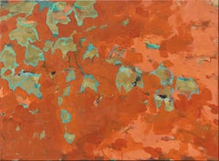 Hein 9 - Minimalist, Acrylic on Canvas, 21st Century, Floral Painting