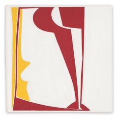 Covers 13-Red Yellow A (Abstract painting)