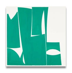 Covers 24-Green A (Abstract painting)