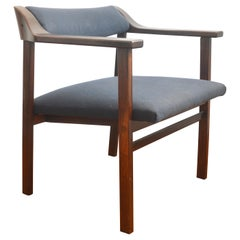 Joaquim Tenreiro Attributed Lounge Chair