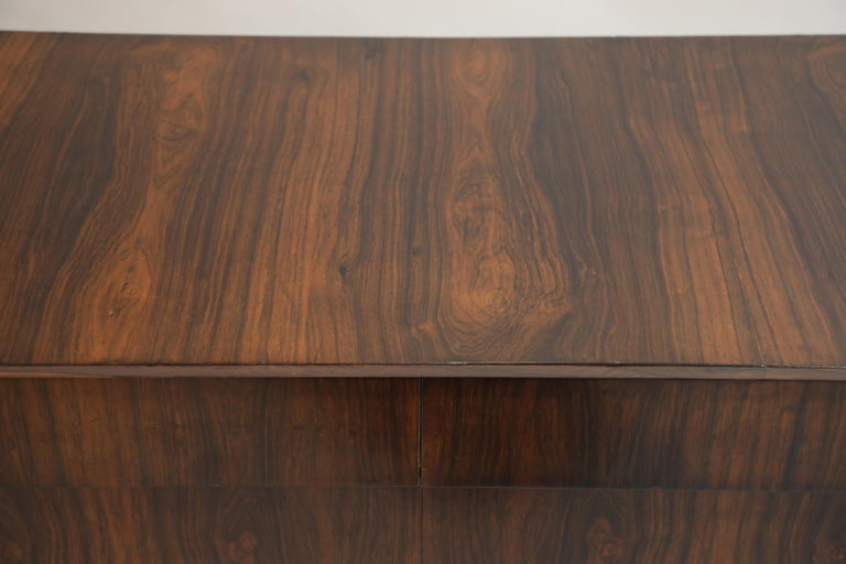 Joaquim Tenreiro Attributed Sideboard Brazilian Jacaranda Rosewood, Brazil 1950s For Sale 5