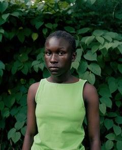 Julia in Greenery - Jocelyn Lee (Colour Photography)