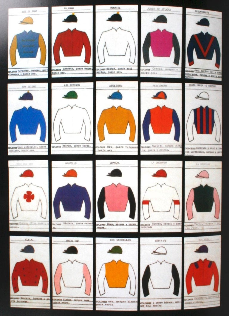 Jockey Club, First Edition in 'Spanish' For Sale 7