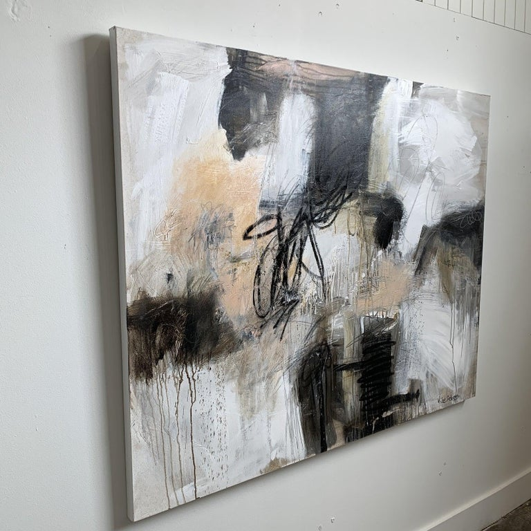 Abstract Painting by Joe Adams, 2021 For Sale 1
