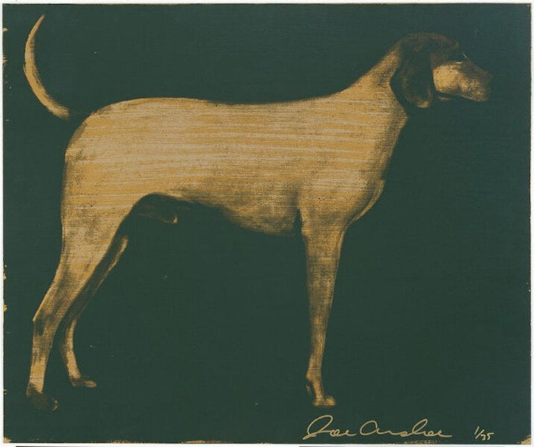 Joe Andoe Animal Print - Medium Dogs 3