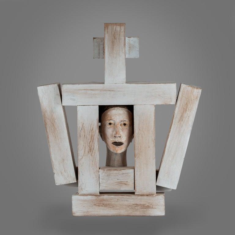 Joe Brubaker Figurative Sculpture - Norma