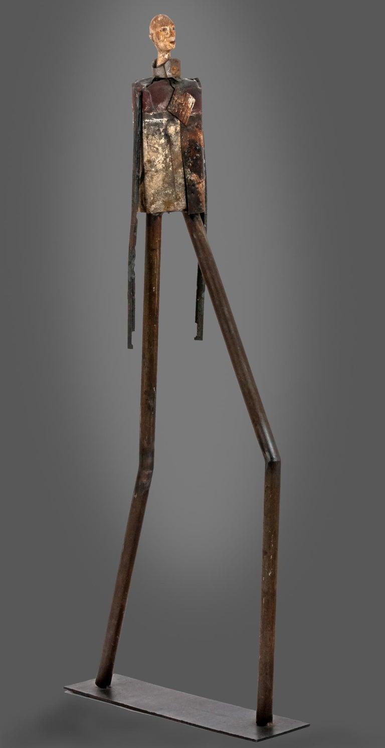 Joe Brubaker Figurative Sculpture - Rafael