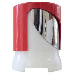 Joe Colombo KD24 Table Lamp for Kartell, 1966, Italy