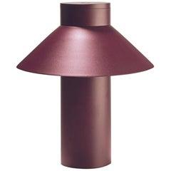 Joe Colombo 'Riscio' Steel Table Lamp by Karakter