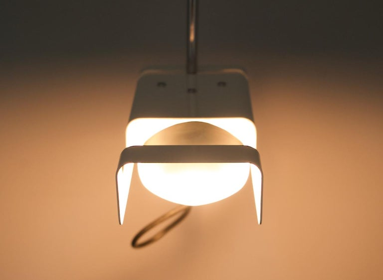 Joe Colombo Spider Arc Lamp O-Luce, 1967 For Sale 3