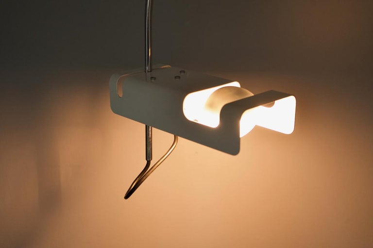 Joe Colombo Spider Arc Lamp O-Luce, 1967 For Sale 1