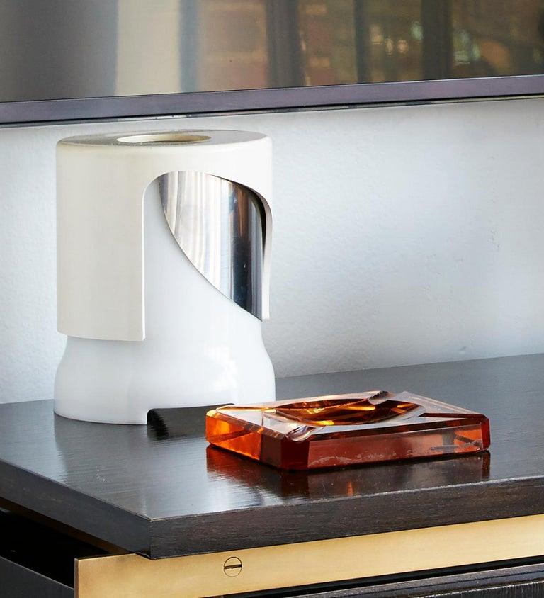 Space Age Joe Colombo Table Lamp, Model 4024/5 For Sale
