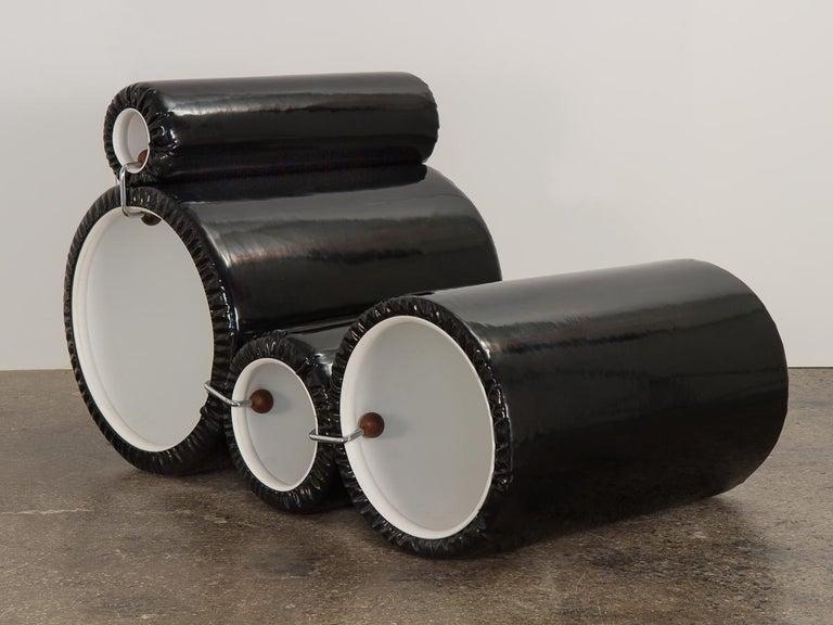20th Century Joe Colombo Tube Chair For Sale
