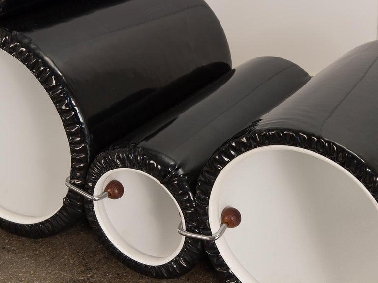Joe Colombo Tube Chair For Sale 1