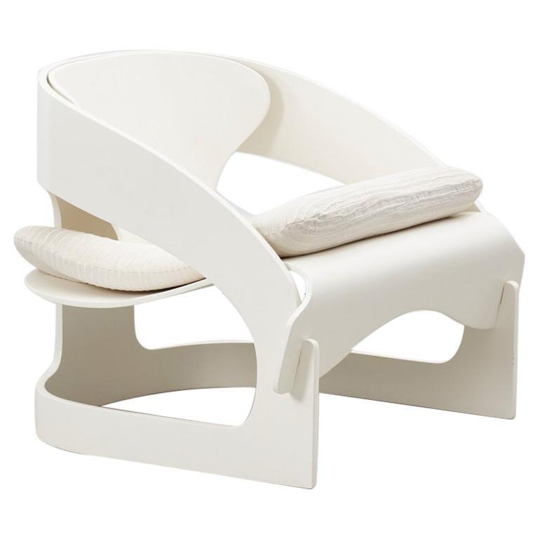 Joe Colombo for Kartell model 4801 chair, 1965, offered by Beton Brut Ltd.