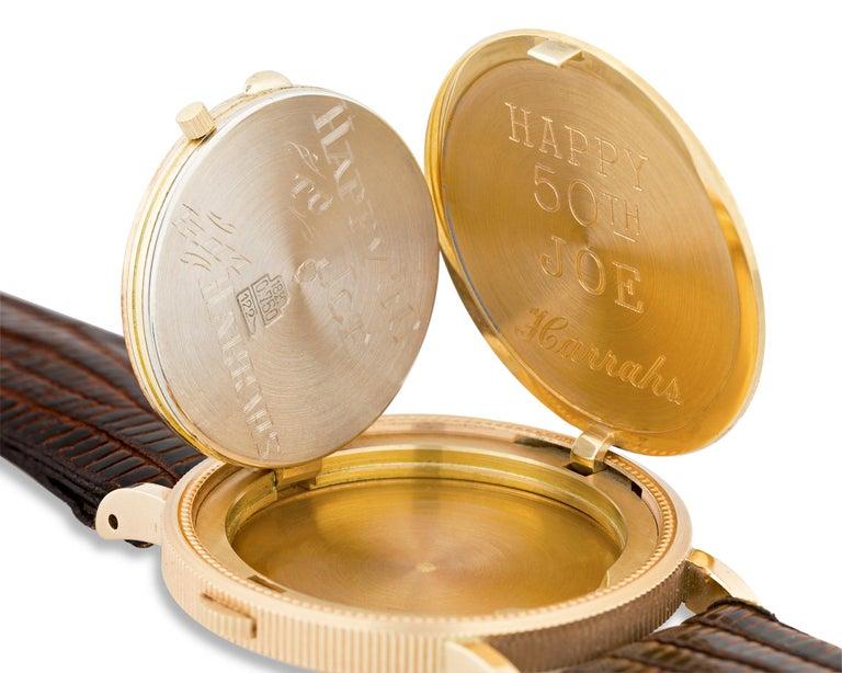Men's Joe DiMaggio's $10 Gold Coin Presentation Watch For Sale