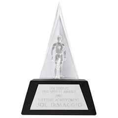 Joe DiMaggio's Jim Thorpe Lifetime Achievement Award